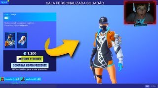 * NEW * LIVE ITEMS STORE! BUYING THE NEW SKIN! (Fortnite Battle Royale)