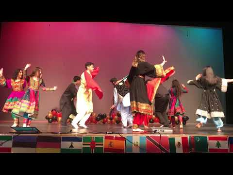 Afghan Cultural Group Dance | Shabnam Hashimi