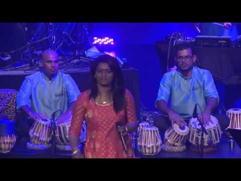 Varaha Nadhikkarai  Super Singer Diwakar with Shianaaz Band