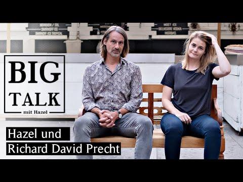 Hazel und Richard David Precht über 'Wer wird Millionär?', Corona-Leugner und Künstliche Intelligenz