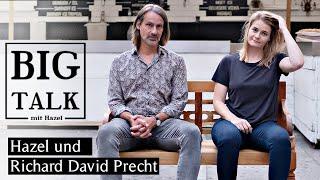 Hazel und Richard David Precht über