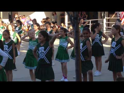 Drill team Rice canyon elementary lake Elsinore 3/27/2015