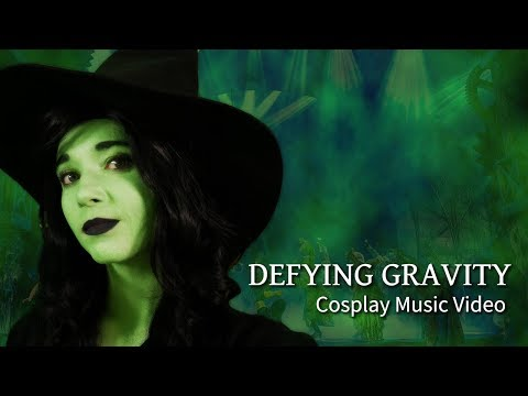 Defying Gravity | Cosplay Cover