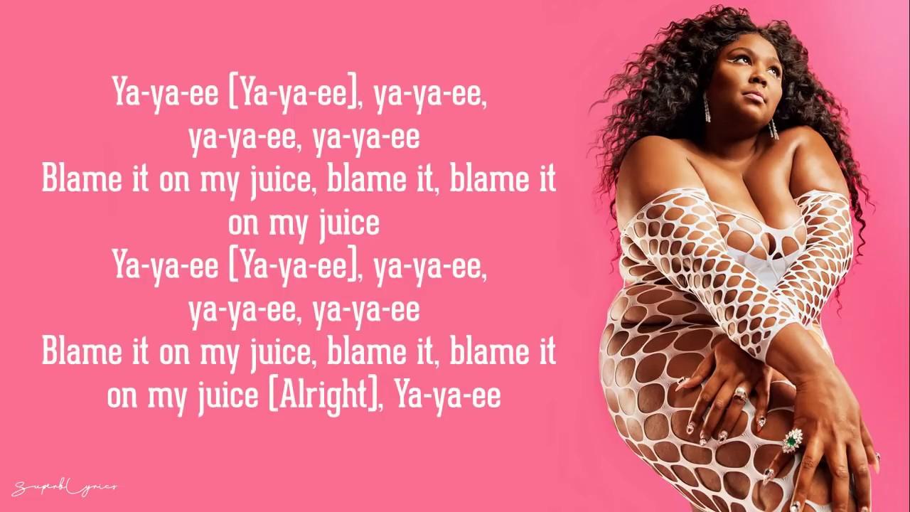 Download Lizzo - Juice (Lyrics)