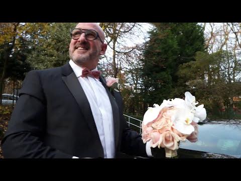 Jewish wedding, Lowry hotel Manchester  [Cinematography] trailer