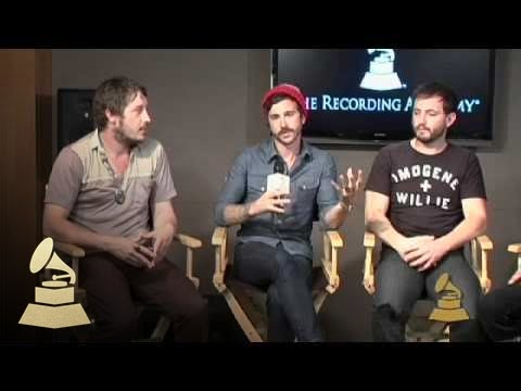 Portugal. The Man - Origins Of Band Name | GRAMMYs