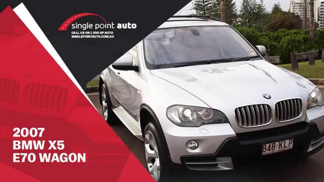 BMW X For Sale BMW X E Wagon Dr Steptronic Sp - 2007 bmw x5 4 8i for sale