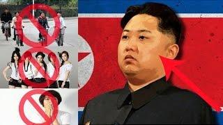 Actividades Diarias Que Son Prohibidas En Corea Del Norte