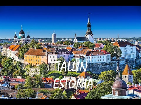 TALLIN, ESTONIA HD