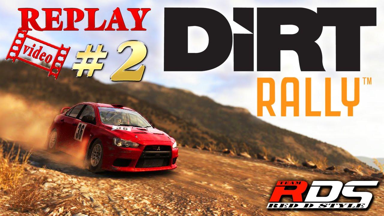 dirt rally pc 2 evox youtube. Black Bedroom Furniture Sets. Home Design Ideas