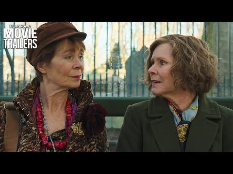 Finding Your Feet | First trailer for Imelda Staunton romantic comedy