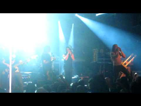 Northern Kings - We Don´t Need Another Hero (Live at Tavastia, Helsinki Finland 18.08.2010)