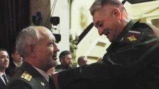 Артисты Дома офицеров Центрального военного округа удостоены медалей за выступления в Сирии