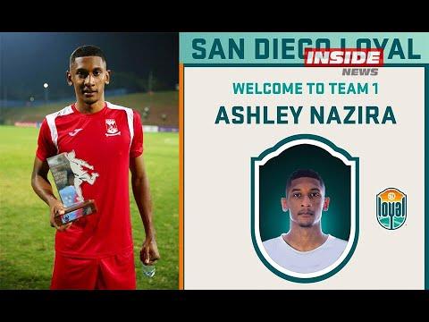 Ashley Nazira - Striker - Mauritius - 1995