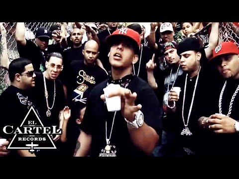 Daddy Yankee - Somos De Calle (Remix) ft.Varios Artistas (Official Video HD)