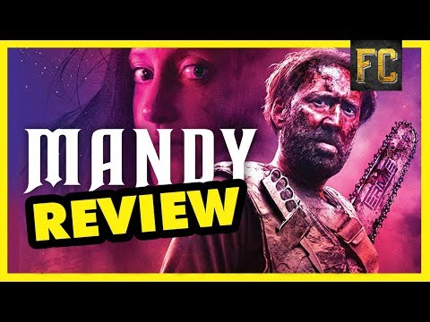 MANDY Movie Review (No Spoilers) | Flick Connection