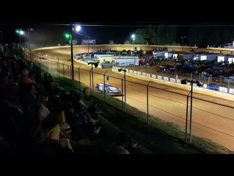 STOCK THUNDER at Laurens Speedway 9/23/17