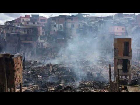 afpbr: Calamidade pública em Manaus