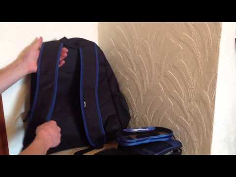 Slazenger Bag with Lunch Box Closer Look