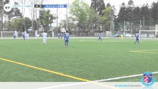 東北リーグ2部北 第4節 vs ラインメール青森F.C ダイジェスト thumbnail