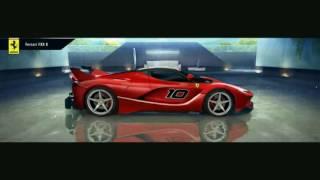 Asphalt 8 Ferrari FXX K
