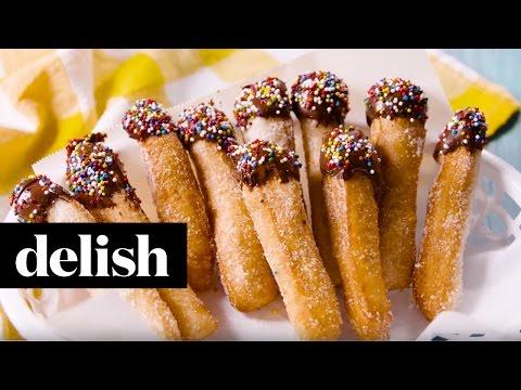 Donut Fries  Delish