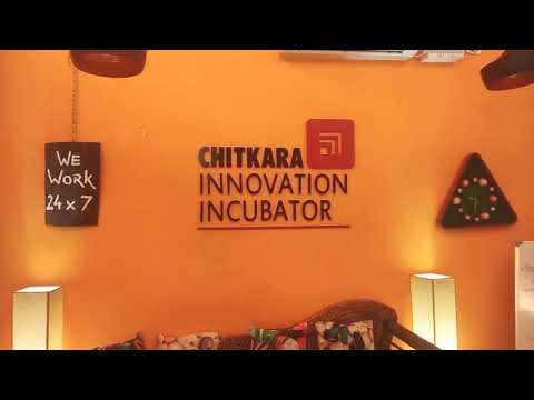 Tour of Chitkara Innovation Incubator | Entrepreneurship | Startups |