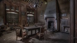 Abandoned 19th Century Victorian House (Fully Furnished)