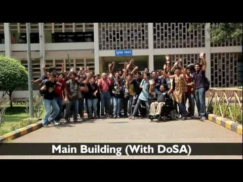 Dancing at IIT Bombay
