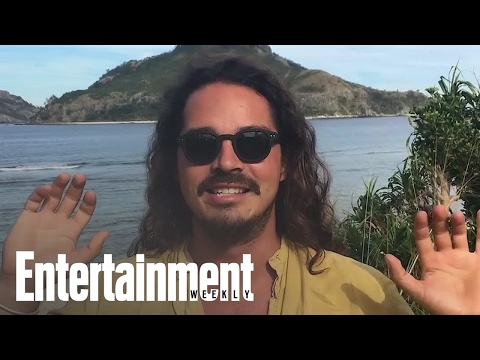 'Survivor: Game Changers' Contestant Ozzy Lusth On If He Has What It takes   Entertainment Weekly