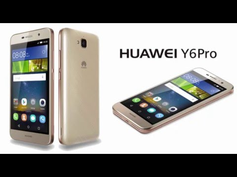 the huawei y6 pro youtube. Black Bedroom Furniture Sets. Home Design Ideas