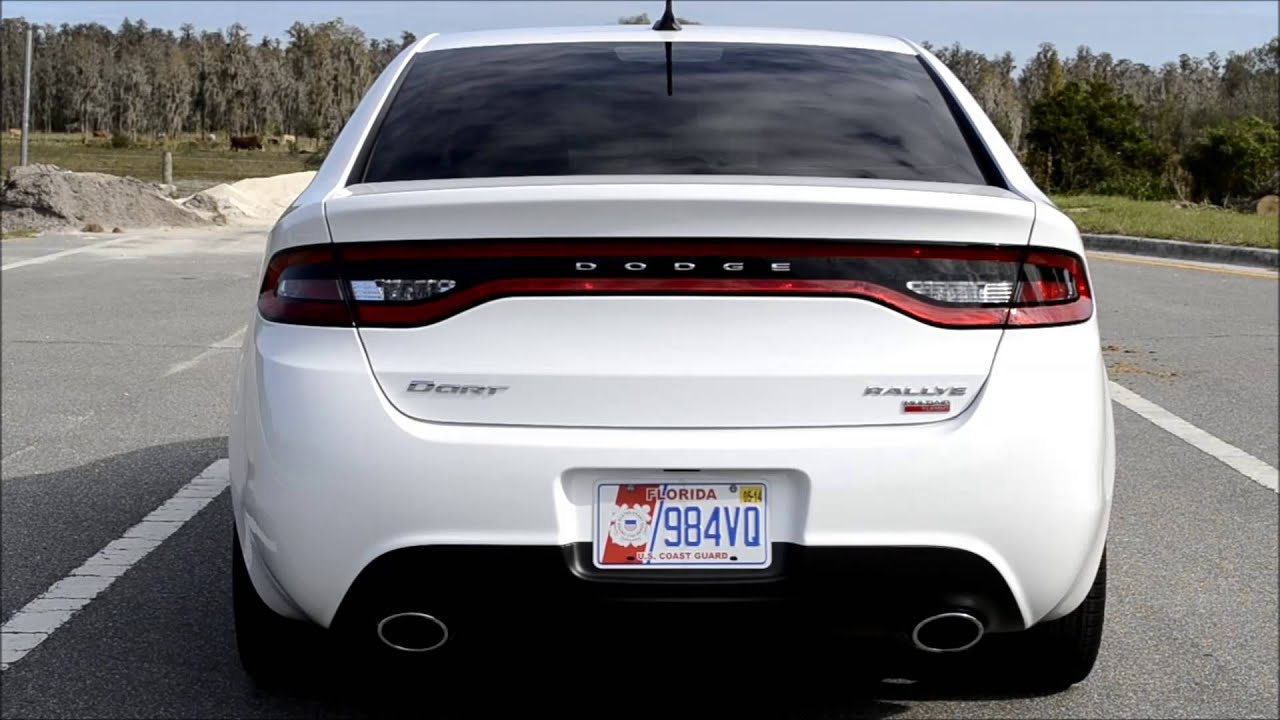 Dodge Dart Rallye 2013 1 4t Cai And Muffler Delete
