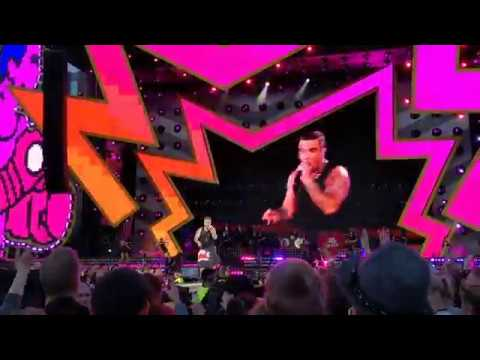 Robbie Williams - Rudebox (Live - Tampere, Finland 10.8.2017)