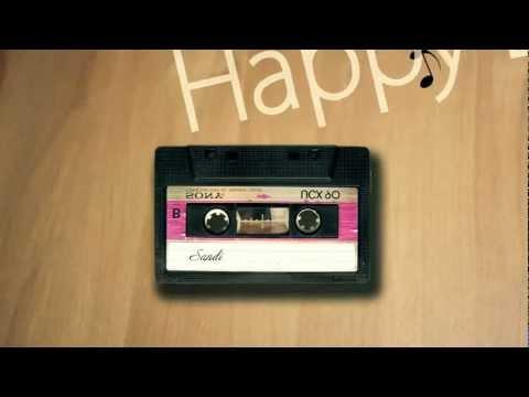 Stop Motion Video - Happy Birthday - Dinantiar Anditra