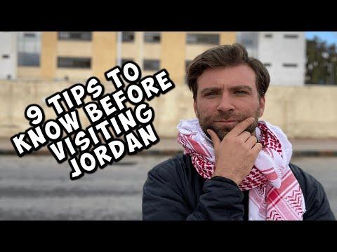 9 IMPORTANT TRAVEL TIPS for JORDAN نصائح سفر مهمة للأردن