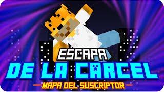 LUH! ESCAPA DE LA CÁRCEL! | Minecraft Mapa del Suscriptor