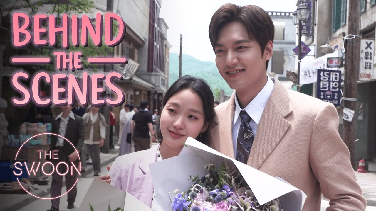 Download [Behind the Scenes] Lee Min-ho runs into Kim Go-eun's arms | The King: Eternal Monarch [ENG SUB]