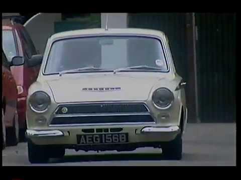 Old Top Gear 2001 - Lotus Cortina