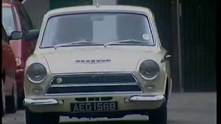 Old Top Gear 2001 - Lotus Cortina