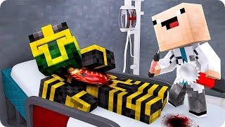 El BebÉ Noob Opera A Massi En Minecraft 😱