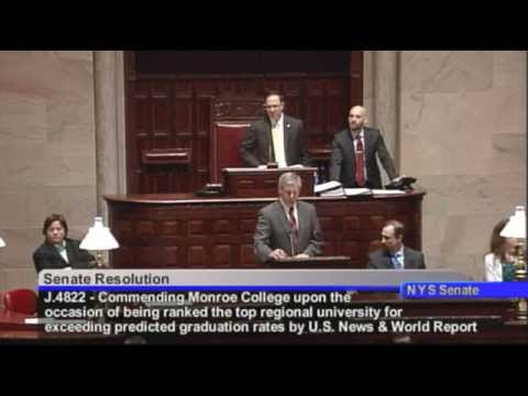 New York State Senate Session - 05/06/14