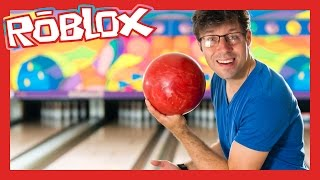 Roblox Bowling Alley Tycoon! - STRIKE!