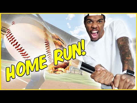 HOME RUN DERBY WAGER! - MLB The Show 17