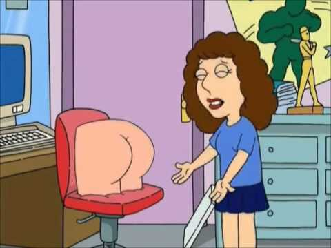 Family Guy Sherry and the Anus