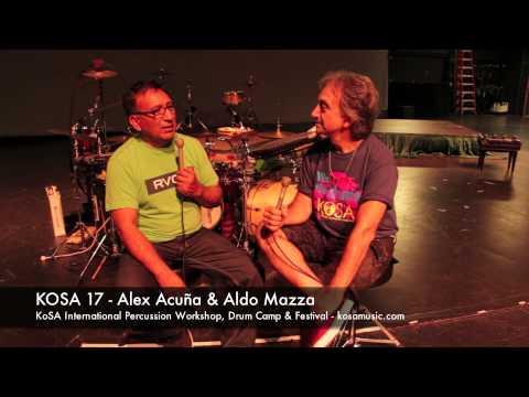 KoSA Interview - Alex Acuña