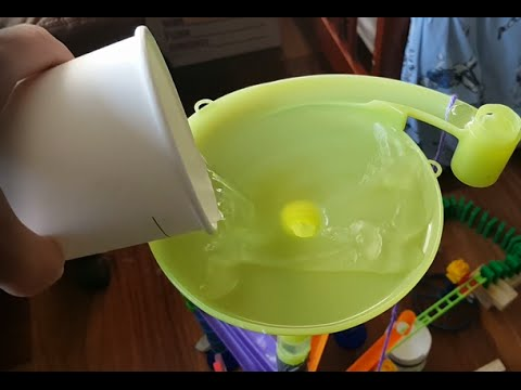 Thumbnail: Chain Reactions with WATER!