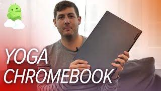 Lenovo Yoga Chromebook Hands-on: Chromebook Pixel killer?
