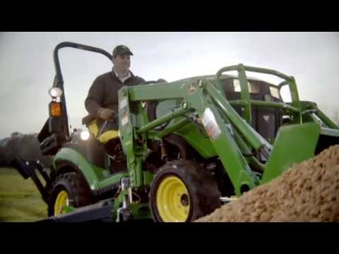 John Deere Australia - Built It - TVC 30 Second