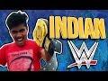 INDIAN WWE WRESTLING