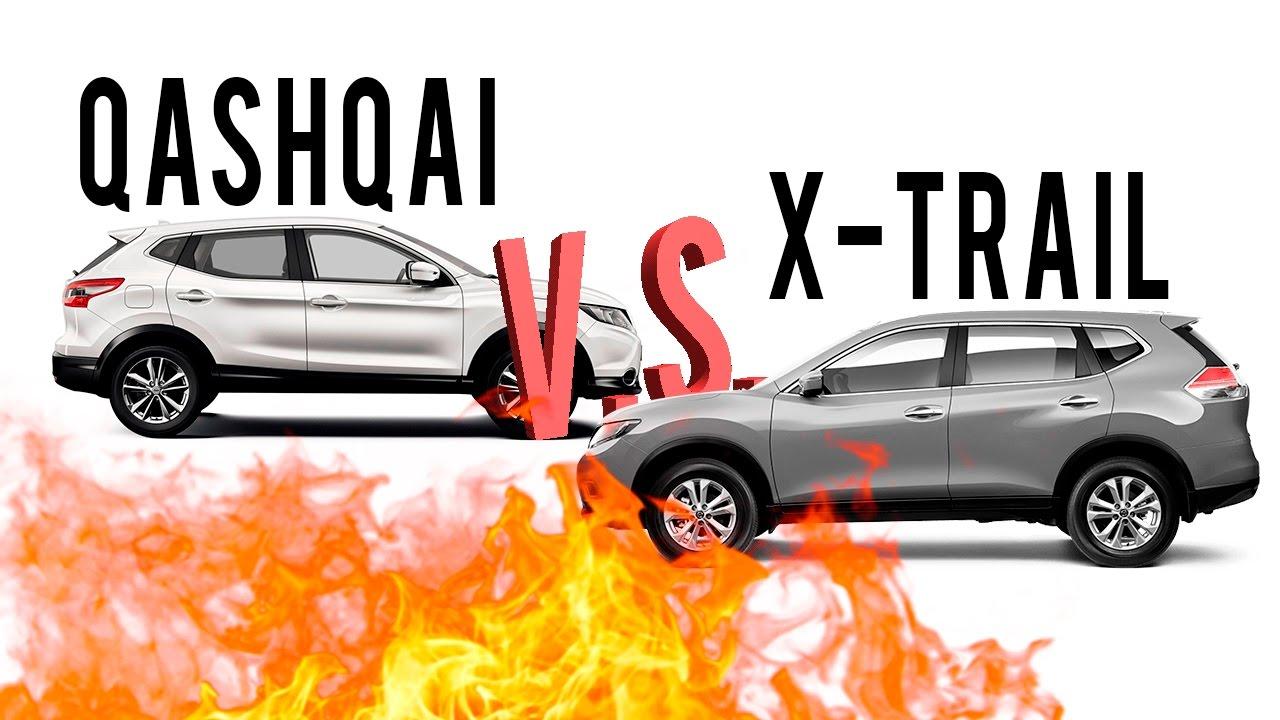 Тест-драйв Nissan X-Trail 2017.
